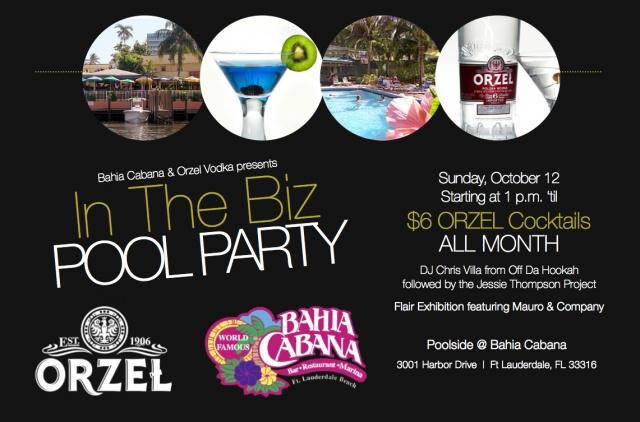 Bahia Cabana Pool Party
