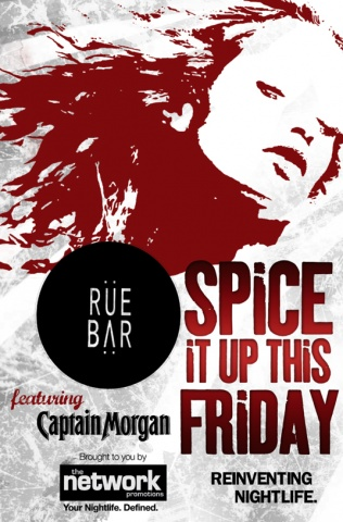 Spice it  up this Friday