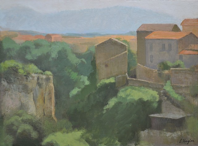 View of Civita Castellana
