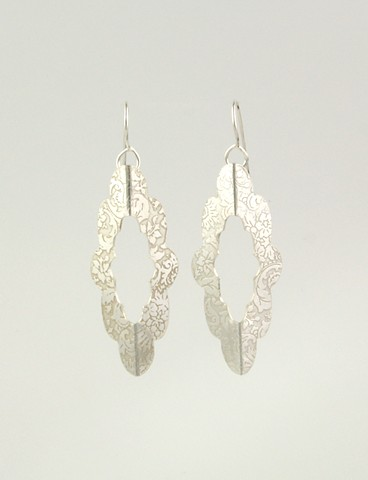 Decorative Shape Earring