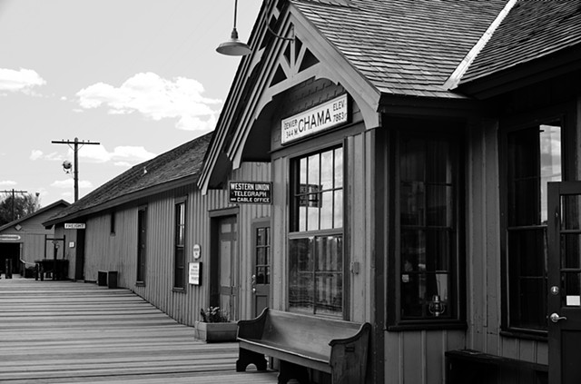Train Station, Chama NM