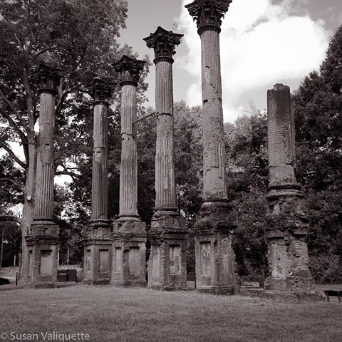 Windsor Ruins, Caiborne Co. MS