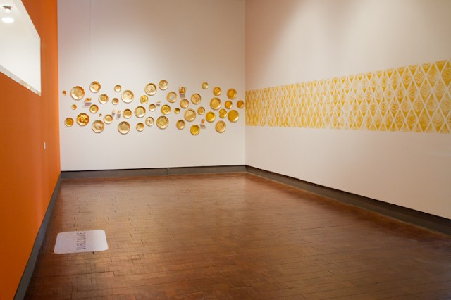 Acquired Taste Exhibition - Installation View