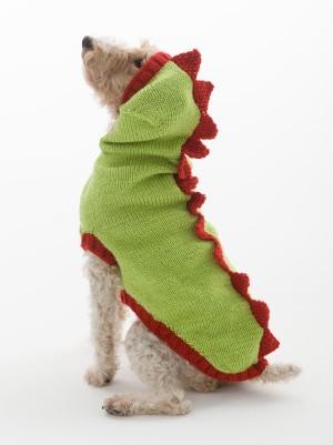 The Dragon Slayer Dog Sweater