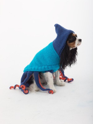 Octopus Dog Costume