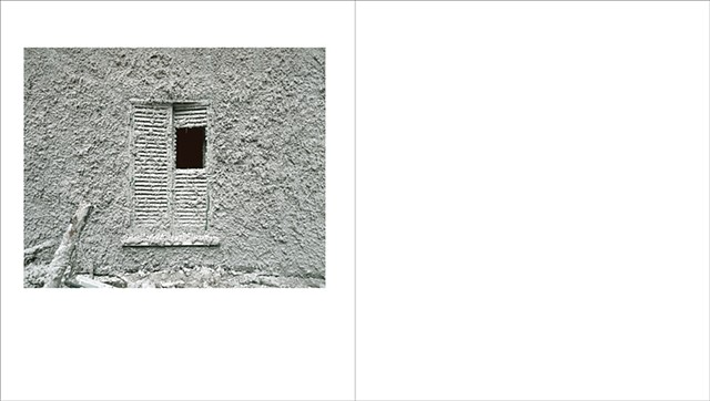Window (After Mudslide). Ischia, Campania