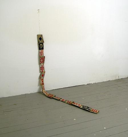 Untitled (serpent)(in progress)