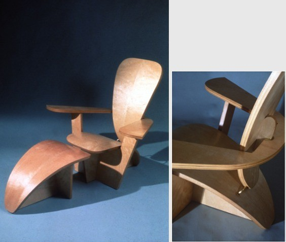 Hodson Chair (Wood)