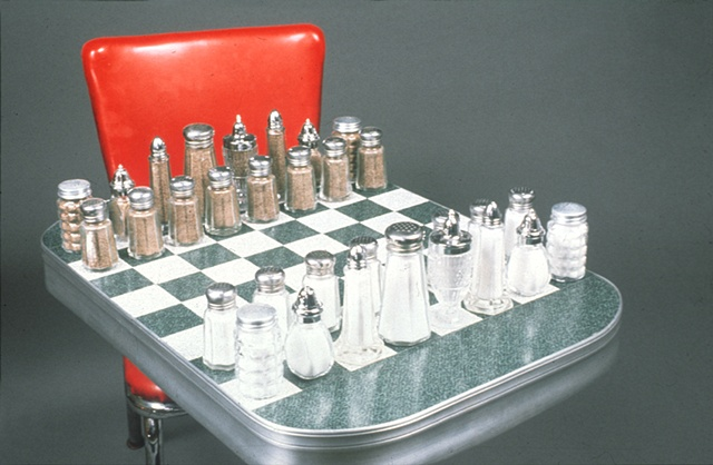 Shaker Chess Set