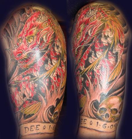 Duane's Dragon