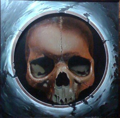 port hole skull