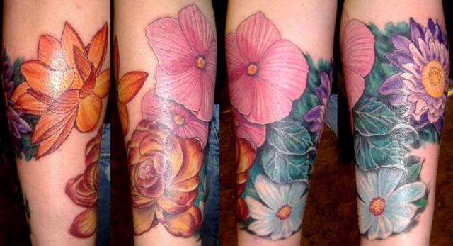 flowersleeve