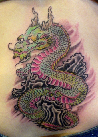 pburgh dragon