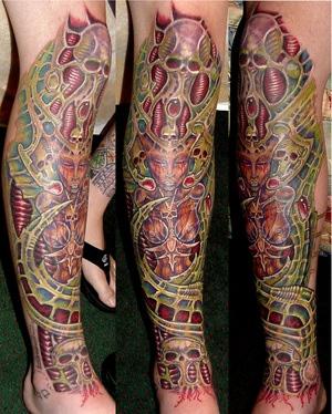 rays leg