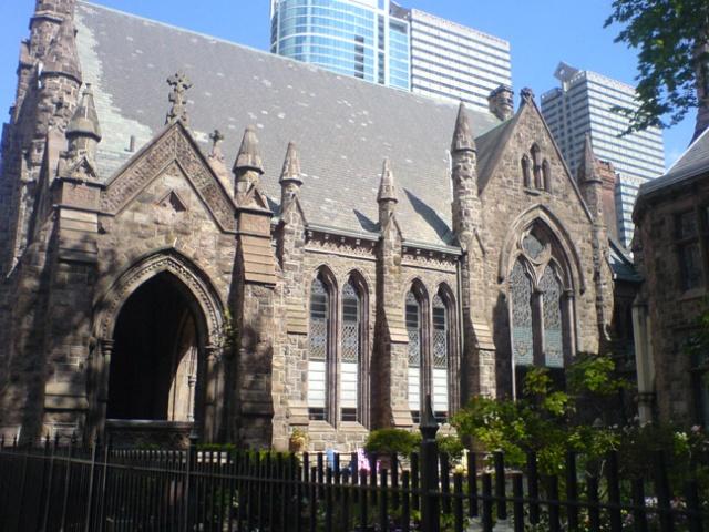 um another cool church