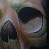 moldy skull