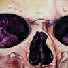 close up skull 3