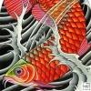 red arrowana