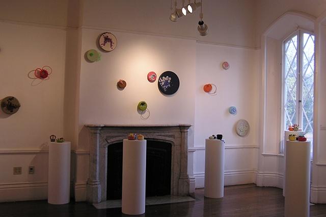 lures, installation detail