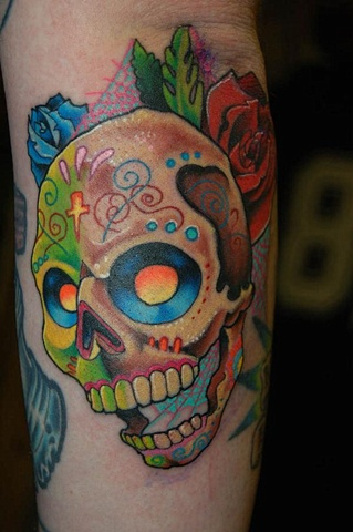 Sam day of the dead