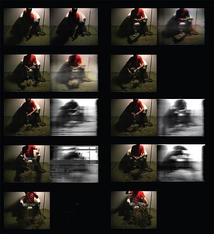 contemporary art, art, video art, video, performance, time, distance, communication, relationships, anhorn