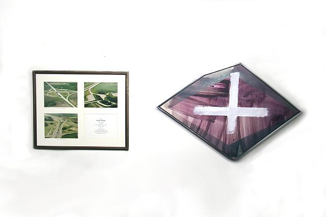 Daniel Anhorn, Painting, photographs, highways, Doug Haynes