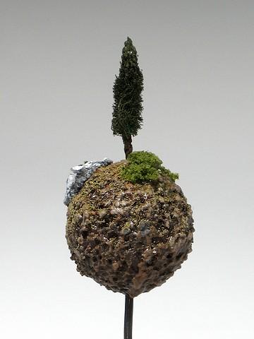 art modelling planetoid toid daniel anhorn