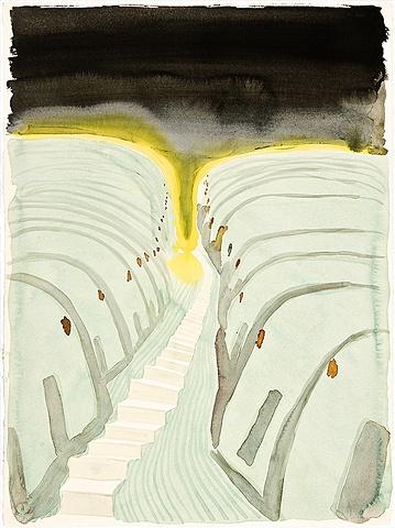 dream of green steps