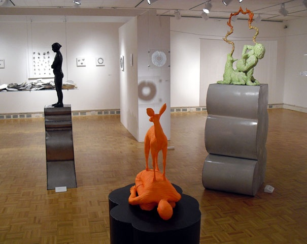 Thesis Exhibition  April 15th - May 23rd 2011 Gray Gallery  Greenville, NC