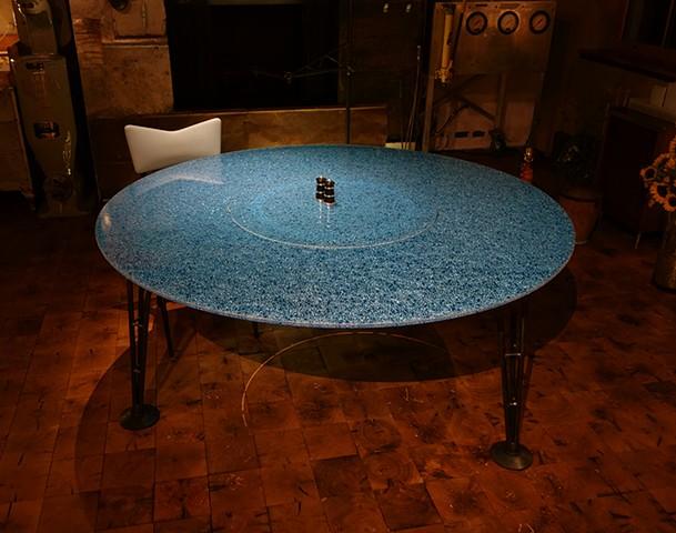 Lunar Table, 2013