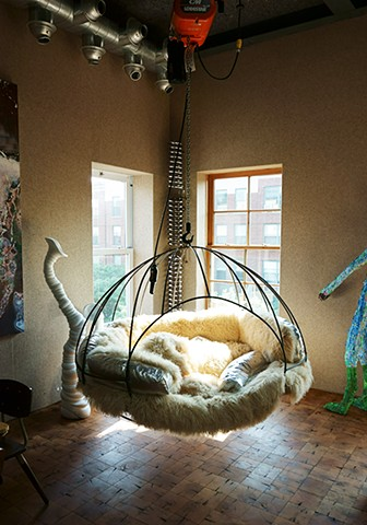 Hanging Chair, 2013