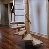 Palmer-Billhardt  loft staircase