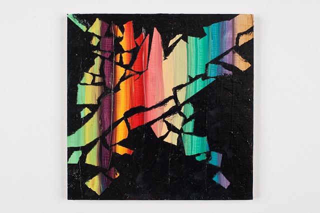 Untitled (shattered spectrum)