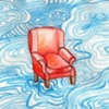 Red Wingback