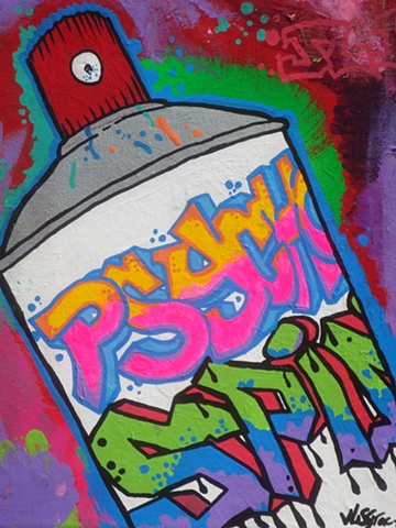 Icons and Influences 3: Graffiti