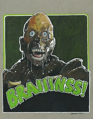 Braaaaains! Return of the Living Dead