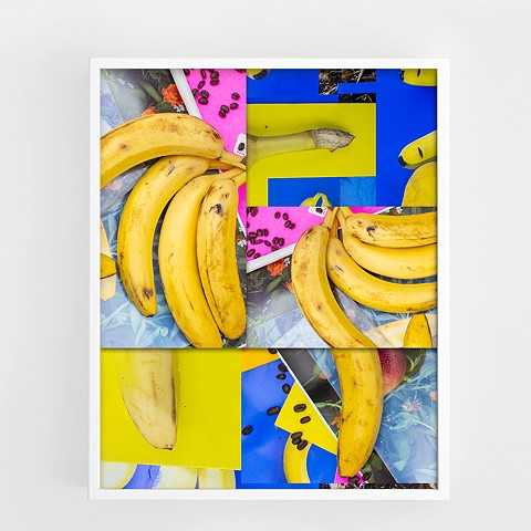 Untitled Still Life (Endangered Banana) No.2