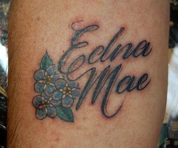 Edna Mae