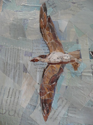 Sea Birds (Detail)