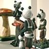 Panda Figures (2010-2011)