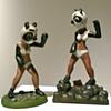 Fighting Pandas