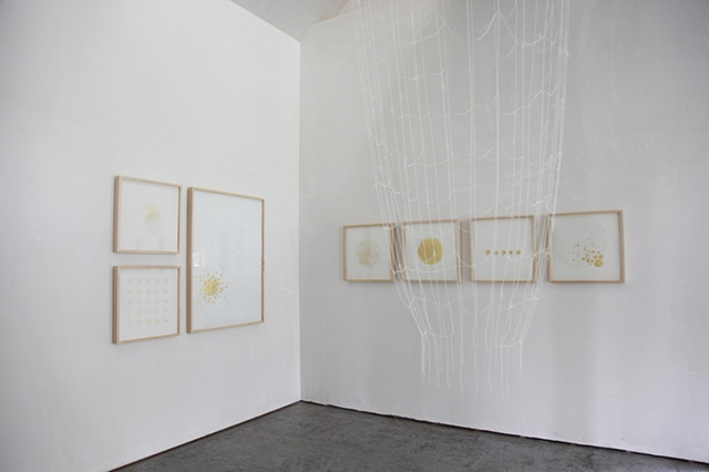 Parallax - installation view