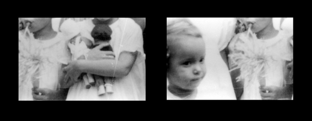 Untitled diptych 1