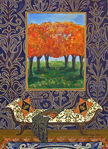 Autumn Royals/sold
