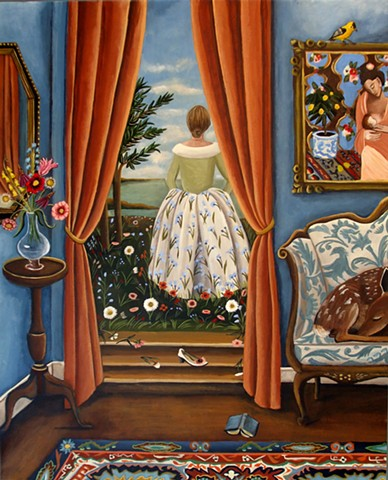 cats, Botticelli, matisse, picasso, leopards, painting, art, catherine nolin, interiors, clubs, tea, africa, cats, big cats, design, matisse