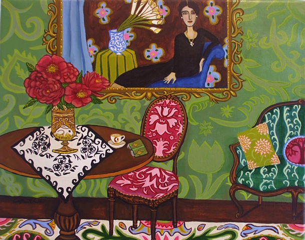 eleanor lives painting catherine nolin