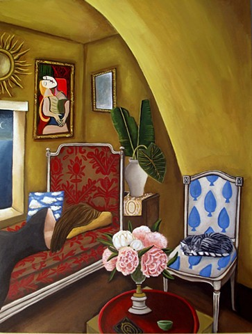 golden slumber, catherine nolin