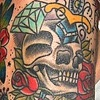 traditional half sleeve
