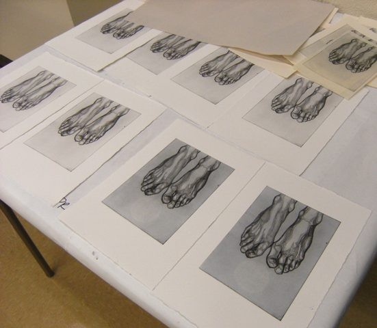 Waterless Lithography