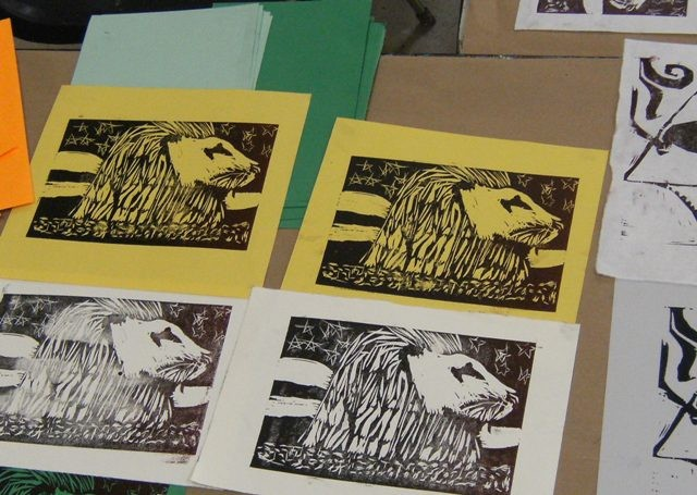 SAP Printmaking
